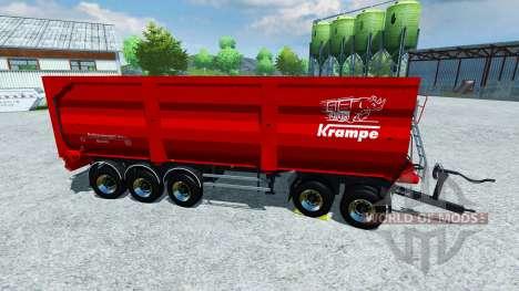 Krampe Bandit SB30 pour Farming Simulator 2013