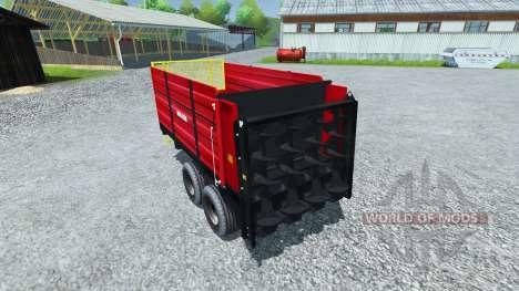 Metal-Fach N267 pour Farming Simulator 2013