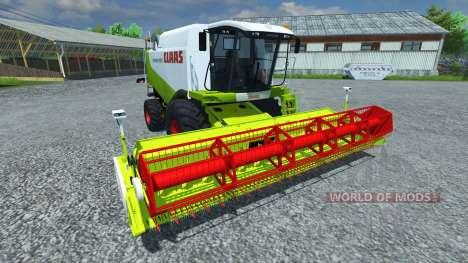 CLAAS Lexion 550 v1.5 für Farming Simulator 2013