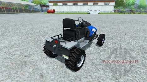 DIY Quad pour Farming Simulator 2013