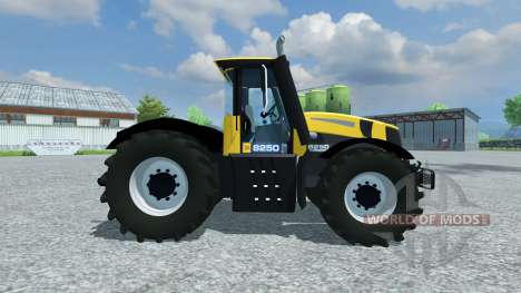 JCB Fasttrac 8250 für Farming Simulator 2013