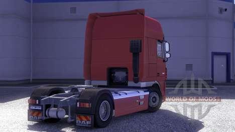 DAF XF 105.510 Jelle Schouwstra für Euro Truck Simulator 2