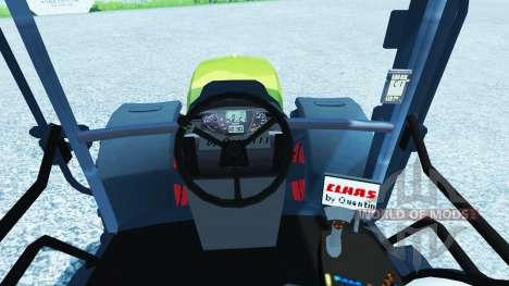 CLAAS Axion 950 für Farming Simulator 2013