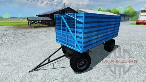Fortschritt HW 80 SHA für Farming Simulator 2013