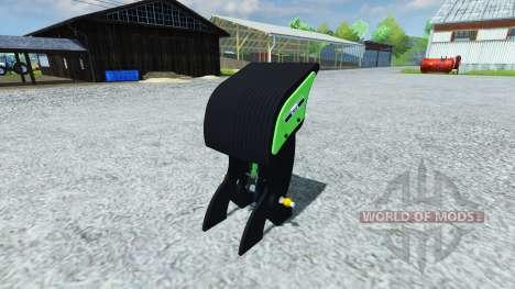 Deutz-Fahr Flex Weight für Farming Simulator 2013