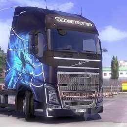 Volvo fh13 tandem für euro truck simulator 2