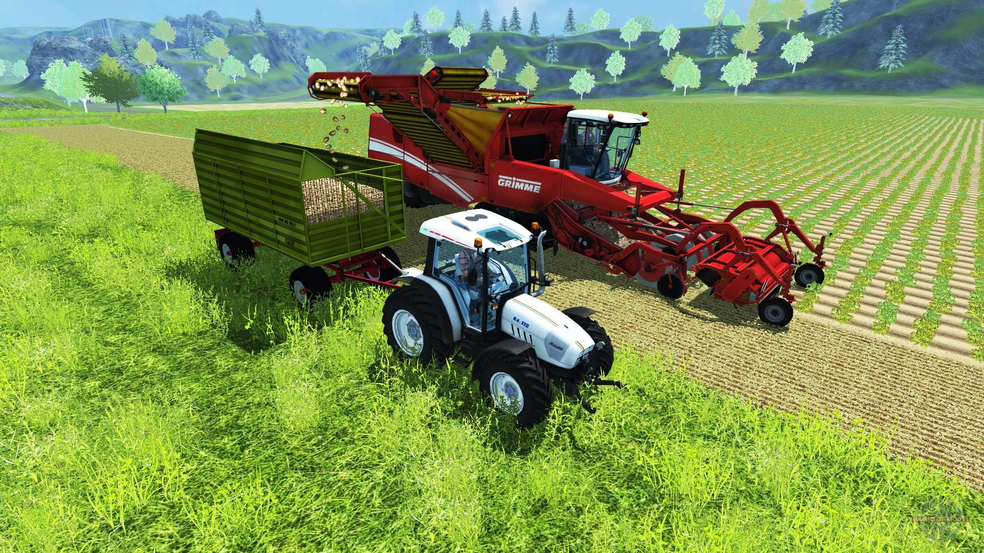 Machine a Betterave Farming Simulator 2013 Farming Simulator 2013