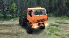 KamAZ-6520 Monstre