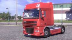 DAF XF 105.510 Jelle Schouwstra