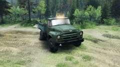 ZIL-130 dans une nouvelle couleur