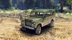 Land Rover Defender Olive