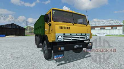 KamAZ-55102 pour Farming Simulator 2013