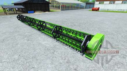 Deutz-Fahr Cutter 7545 RTS XL pour Farming Simulator 2013