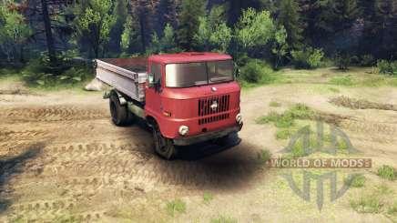 IFA W50 für Spin Tires