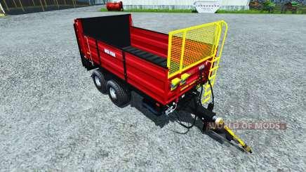 Metal-Fach N267 für Farming Simulator 2013