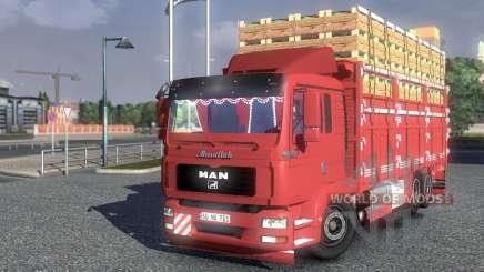 MAN TGL Camion für Euro Truck Simulator 2