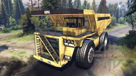 Dump truck [Aktualisiert] für Spin Tires