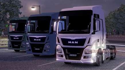 MAN Euro 6 pour Euro Truck Simulator 2