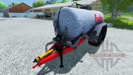Fuchs 18500l tanker für Farming Simulator 2013