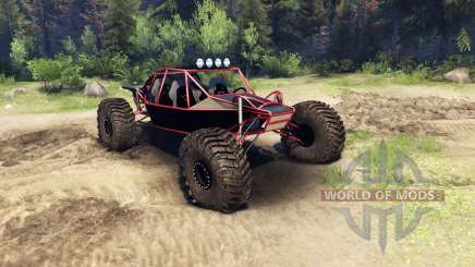 The Raakry v1.1 blood pour Spin Tires