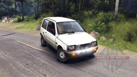 VAZ-1111 für Spin Tires