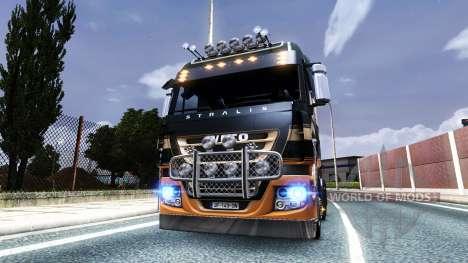 Xénon v4 pour Euro Truck Simulator 2