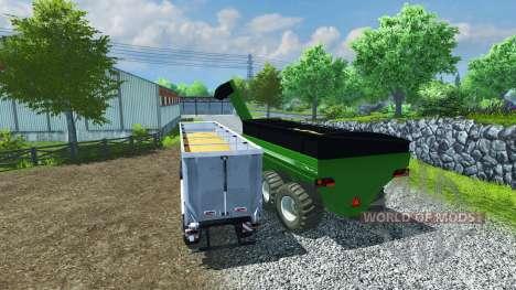 Brent Avalanche 1594 pour Farming Simulator 2013
