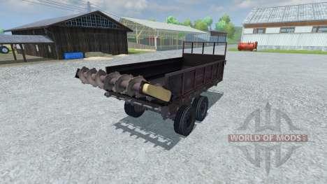 ROWE-6 et PIM-20 pour Farming Simulator 2013