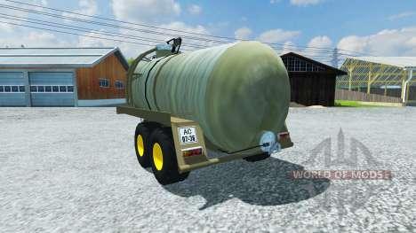 Progress HTS 100.27 für Farming Simulator 2013
