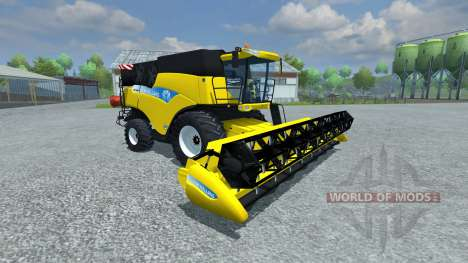 New Holland CR9060 für Farming Simulator 2013