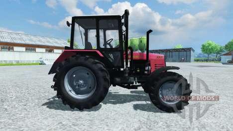Belarus MTZ-920.2 Turbo pour Farming Simulator 2013