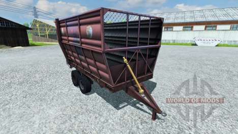 rowe 6 et pim 20 pour farming simulator 2013. Black Bedroom Furniture Sets. Home Design Ideas