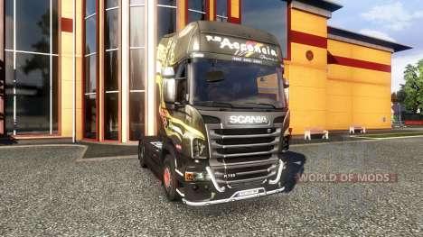 Farbe-R730 F.lli Acconcia - LKW Scania für Euro Truck Simulator 2