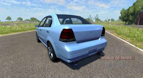 Declasse Asea (Grand Theft Auto V) pour BeamNG Drive