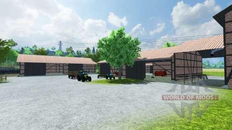 Forest für Farming Simulator 2013