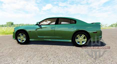 Dodge Charger SRT8 für BeamNG Drive