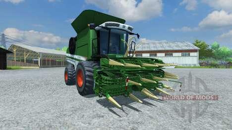 Fendt 9460 R pour Farming Simulator 2013