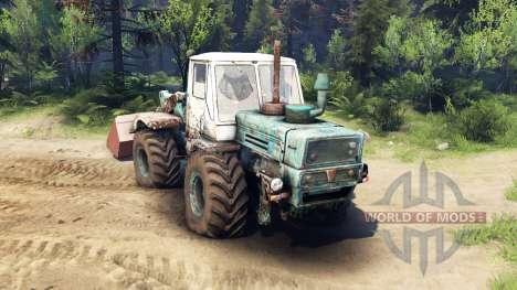 T-150K v2.1 für Spin Tires
