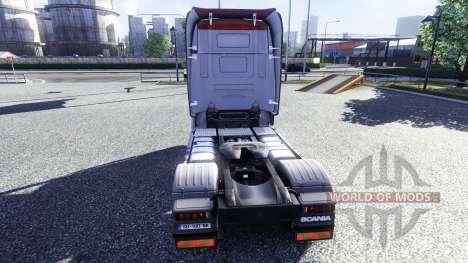 Farbe-R500 - LKW Scania für Euro Truck Simulator 2