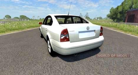 Volkswagen Passat B5 für BeamNG Drive