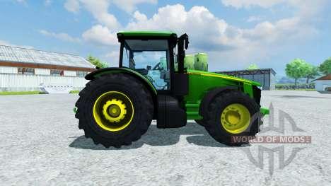 John Deere 8360R v1.4 pour Farming Simulator 2013