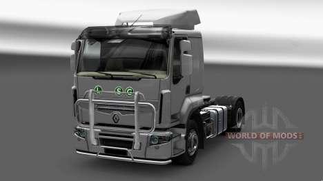 Les décalques pour Euro Truck Simulator 2