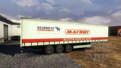 Semi-Magnet- für Euro Truck Simulator 2