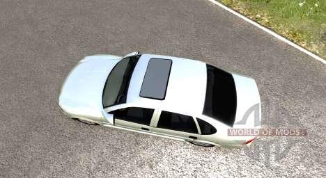 Opel Vectra B 2001 für BeamNG Drive
