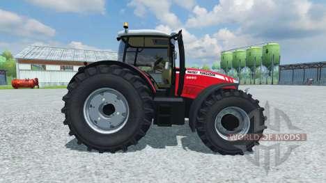 Massey Ferguson 8690 v2.1 pour Farming Simulator 2013