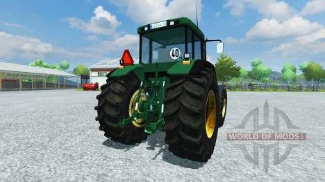 John Deere 7810 für Farming Simulator 2013