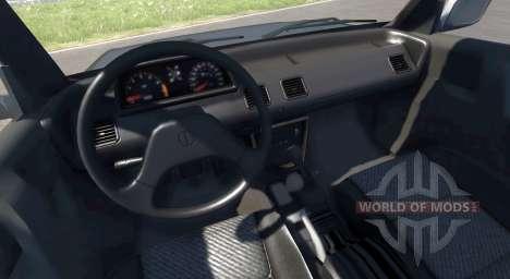 Mitsubishi Pajero 1993 pour BeamNG Drive