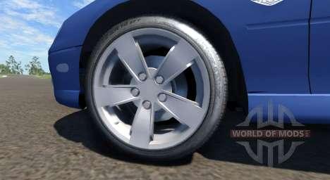 Pontiac GTO 2005 für BeamNG Drive