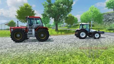 Chaîne pour Farming Simulator 2013