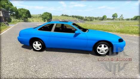 Lexus SC300 für BeamNG Drive